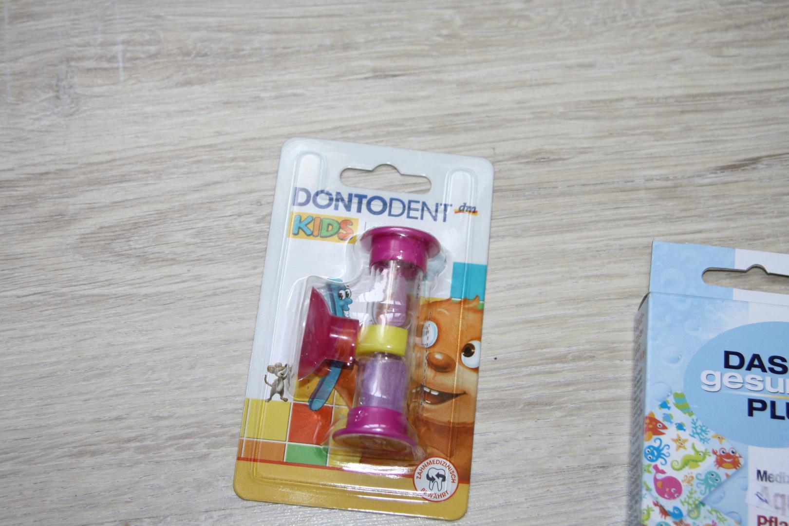 Отзыв на DONTODENT Песочные часы дети 3-минут, 1 St из Интернет-Магазина DM