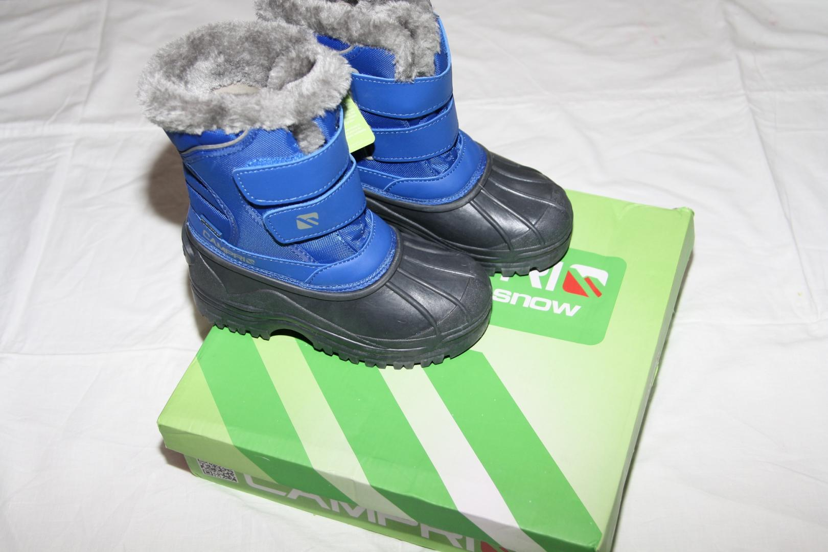 Отзыв на Campri Childrens зимние ботинки из Интернет-Магазина Sports Direct