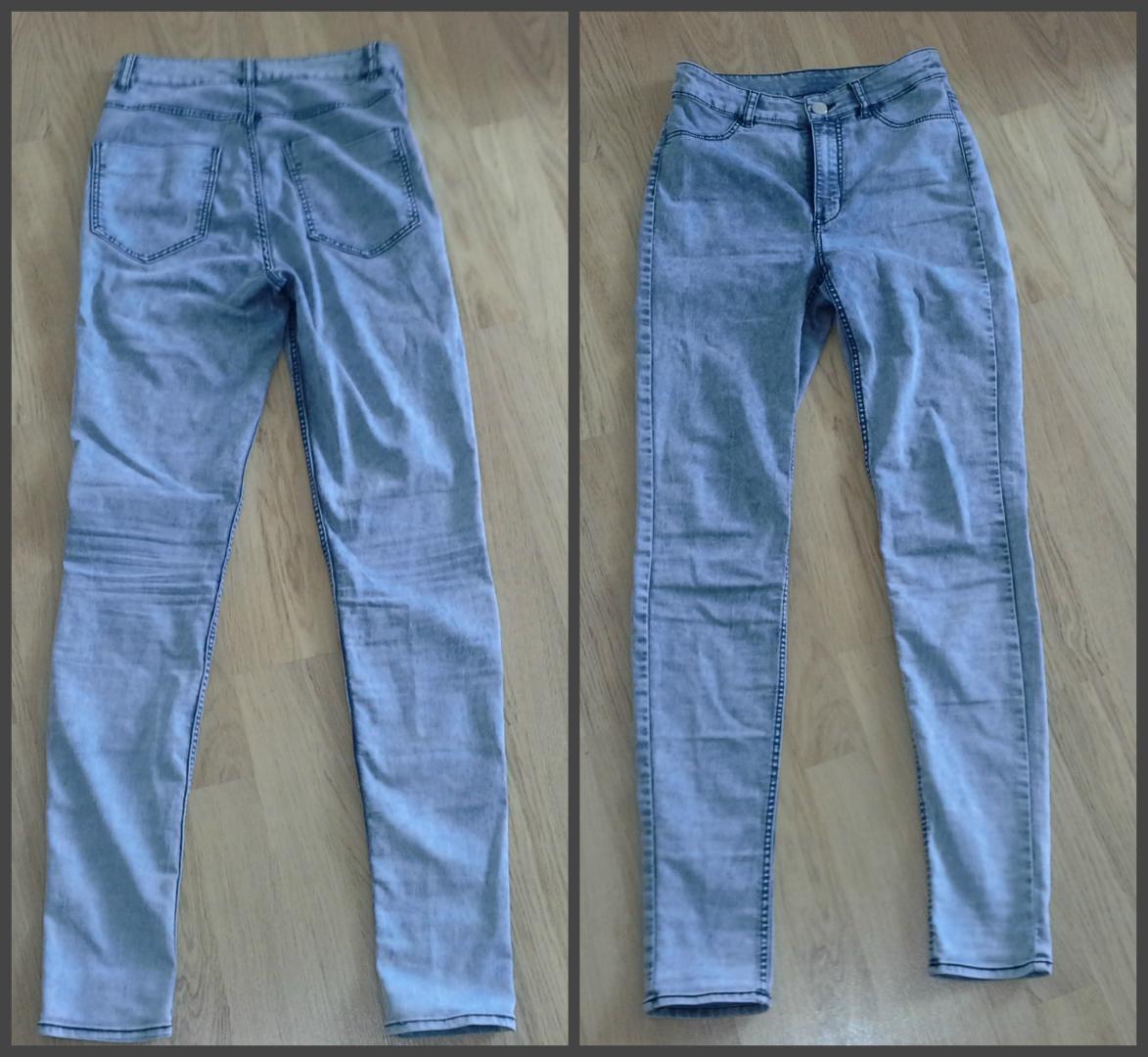 Отзыв на Супер стрейчевые брюки высокая талия из Интернет-Магазина H&M