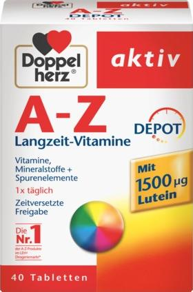 Отзыв на A-Z Депо Таблетки, 40 St из Интернет-Магазина DM