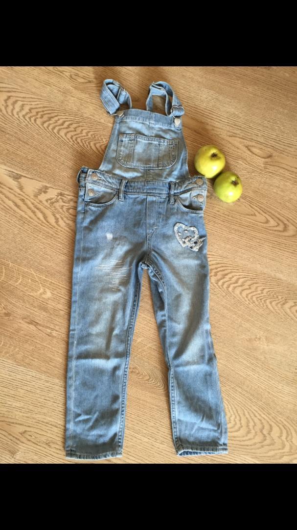 Отзыв на Jeans-Latzhose из Интернет-Магазина H&M