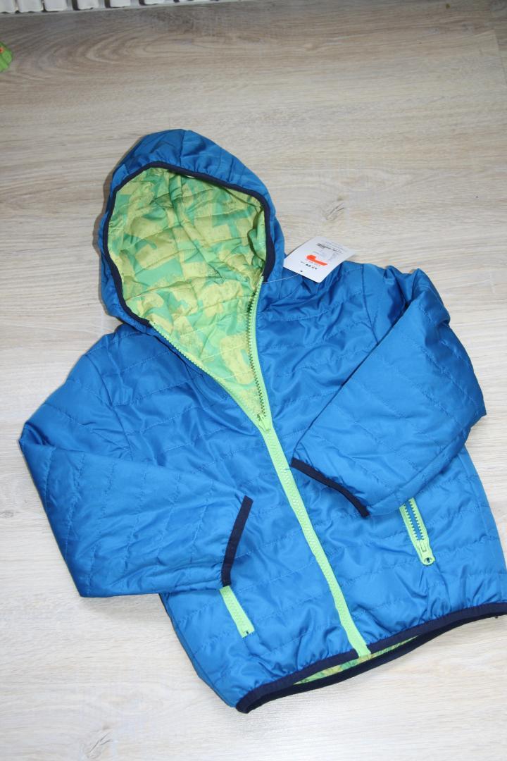 Отзыв на Куртка для мальчика двухсторонняя из Интернет-Магазина NKD