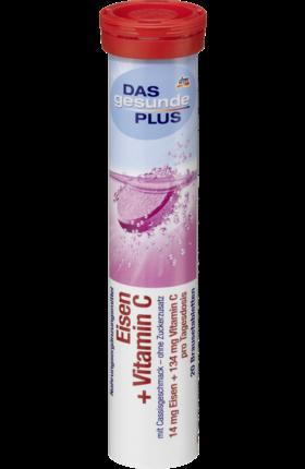 Отзыв на Железо  Витамин C Шипучие таблетки, 82 г из Интернет-Магазина DM