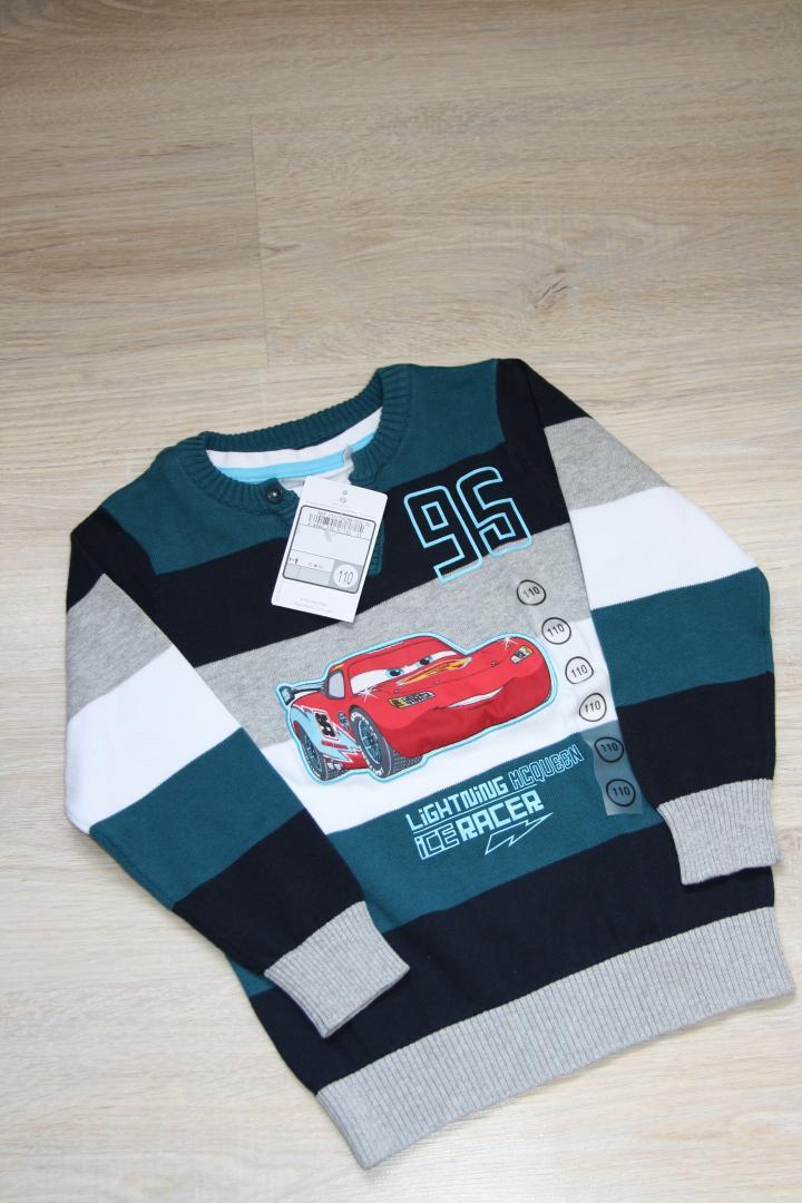 Отзыв на Cars пуловер видом 2-в-1 из Интернет-Магазина C&A