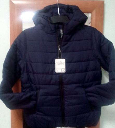 Отзыв на 4161. Куртка из Интернет-Магазина