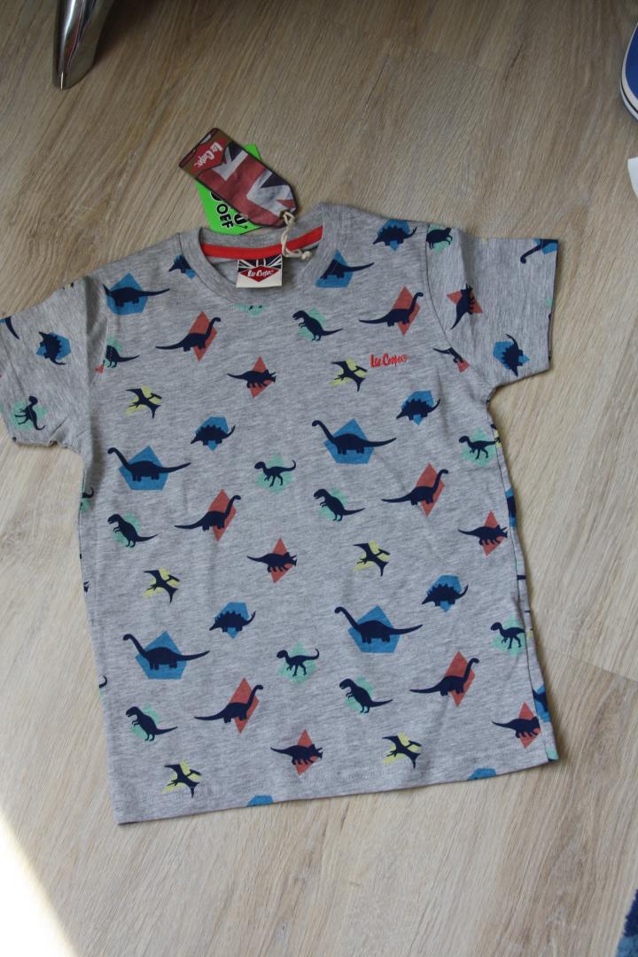 Отзыв на Lee Cooper Graphic футболка для мальчика малыша из Интернет-Магазина Sports Direct