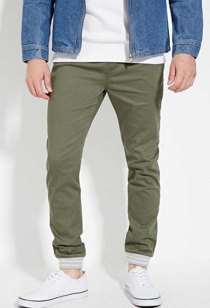 Отзыв на Варсити-Полосатый Спортивные штаны из Интернет-Магазина