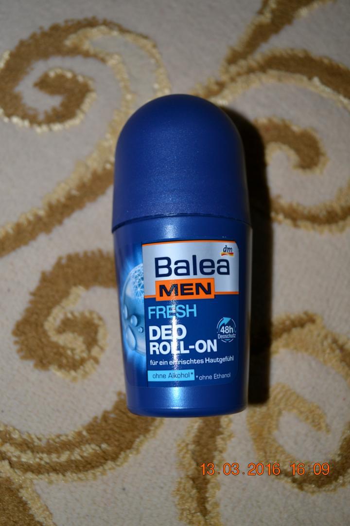 Отзыв на Fresh дезодорант Roll-on, 50 мл из Интернет-Магазина DM