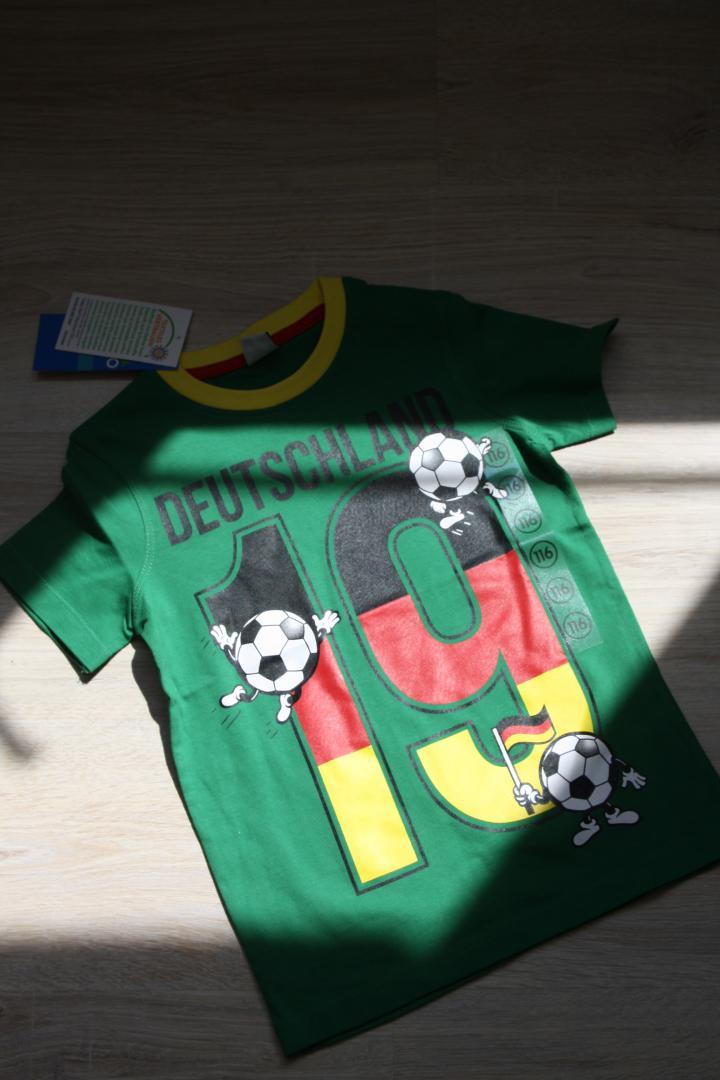 "Отзыв на Футболка - Футбол, ""19"" из Интернет-Магазина Kik.de"