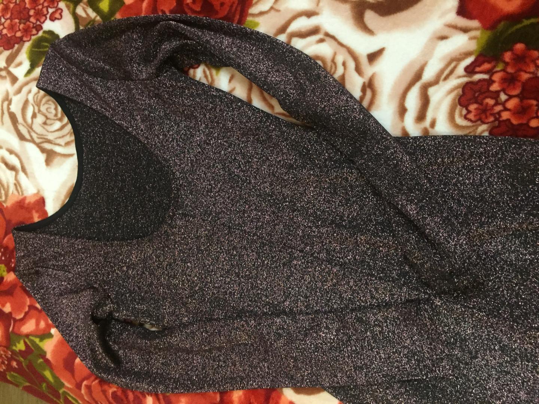 Отзыв на Сверкающий платье трикотажное из Интернет-Магазина H&M