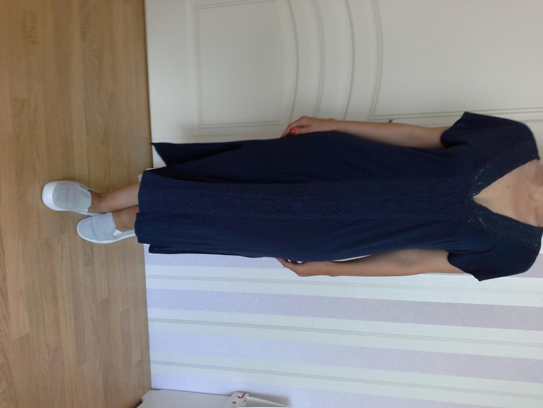 Отзыв на Платье льняные из Интернет-Магазина H&M