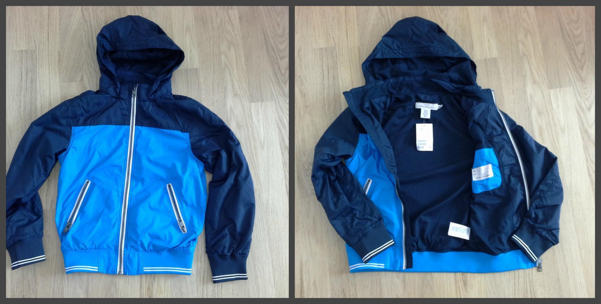 Отзыв на Нейлоновая куртка из Интернет-Магазина H&M