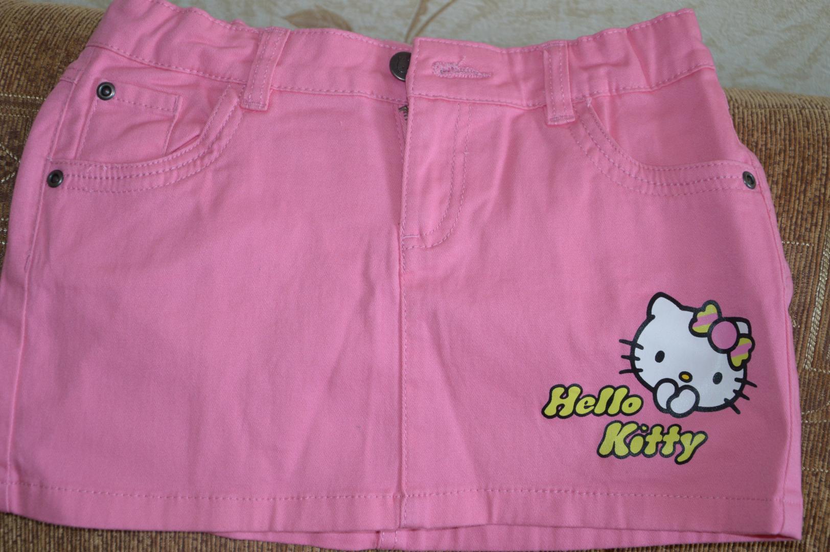 Отзыв на Hello Kitty розовый юбка из Интернет-Магазина