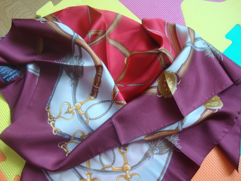 Отзыв на ESMARA® для женщин Шелковый шарф из Интернет-Магазина LIDL