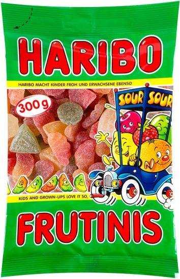 Отзыв на Haribo Frutinis из Интернет-Магазина LIDL