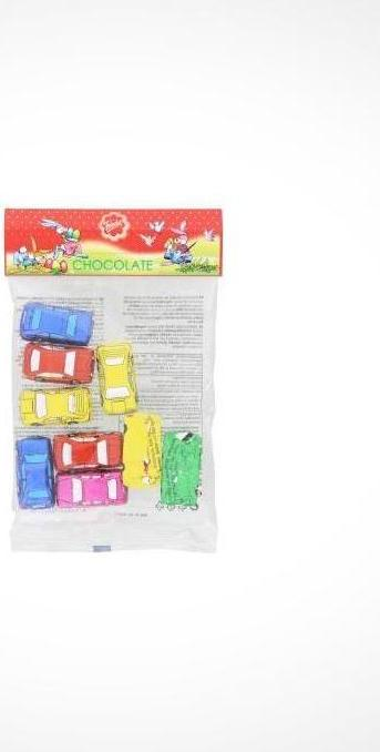 Отзыв на Фридель шоколадные машинки (100 g) из Интернет-Магазина MyTime