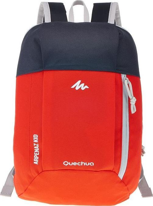 Отзыв на РЮКЗАК ARPENAZ для детей красный/серый QUECHUA из Интернет-Магазина Decathlon