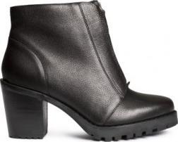 Отзыв на Ботильоны с кожи из Интернет-Магазина H&M
