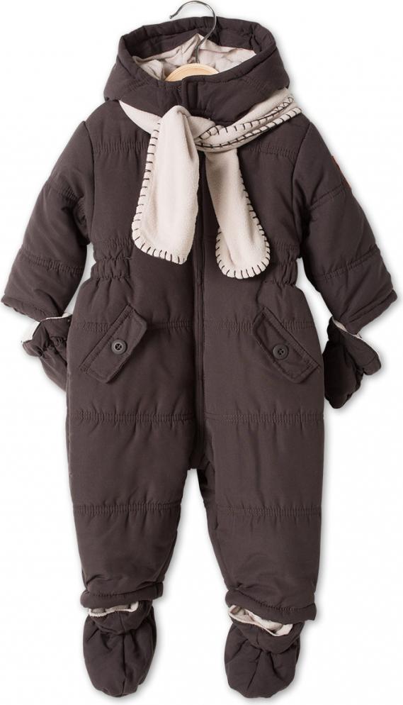 Отзыв на Детский зимний комбинезон с капюшоном  Шарф из Интернет-Магазина C&A