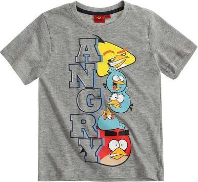 Отзыв на Angry Birds Футболка серая из Интернет-Магазина