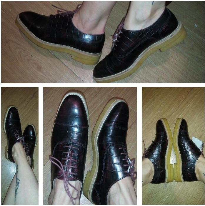 Отзыв на Кожаная обувь в Kroko оптики из Интернет-Магазина H&M