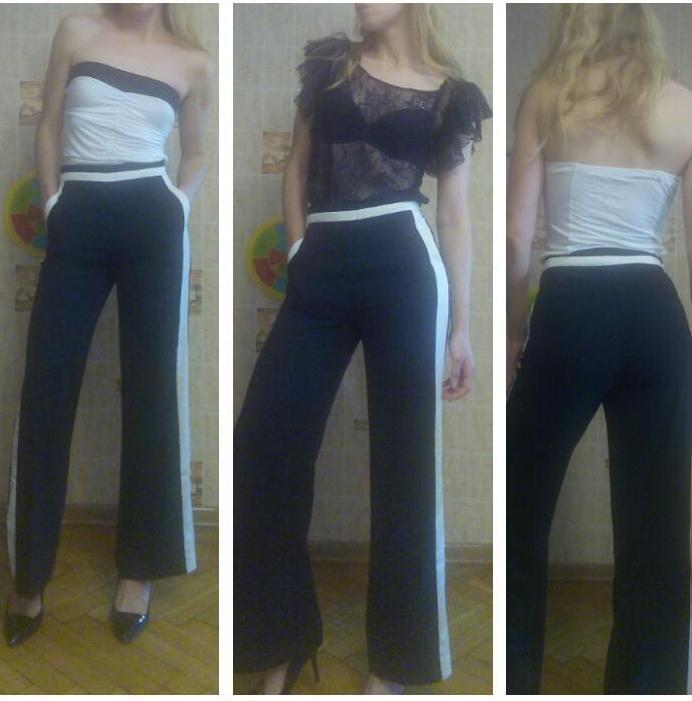 Отзыв на Обширные брюки классические из Интернет-Магазина H&M