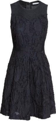 Отзыв на Жаккардовое платье из Интернет-Магазина H&M