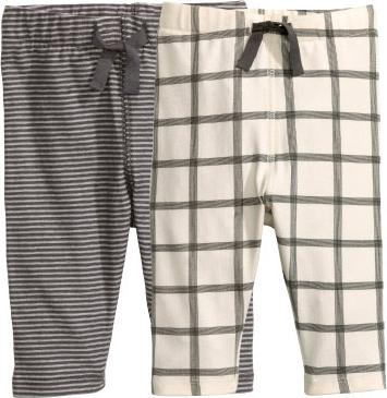 Отзыв на 2-пары леггинсы из Интернет-Магазина H&M