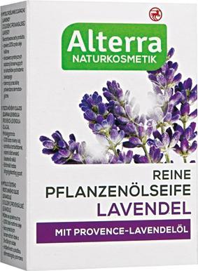 Отзыв на Alterra Мыло из растительного масла Лаванда из Интернет-Магазина ROSSMANN