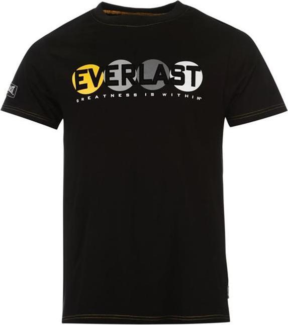Отзыв на Everlast Flock  Футболка мужская из Интернет-Магазина Sports Direct