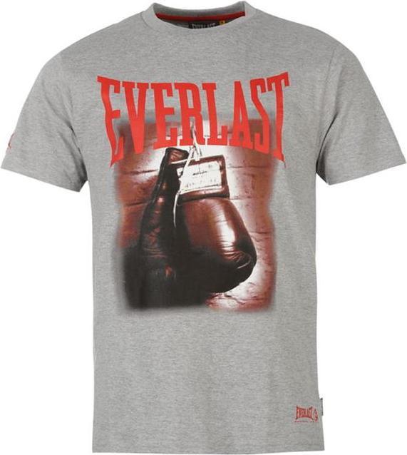 Отзыв на Everlast Photo принтом  Шея Футболка мужская из Интернет-Магазина Sports Direct