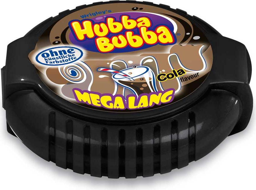 Отзыв на Hubba Bubba Bubble Tape Cola из Интернет-Магазина World of Sweets