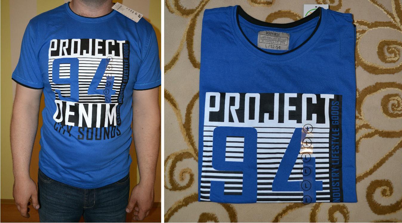 "Отзыв на Футболка - ""Project 94 Деним"" из Интернет-Магазина Kik.de"