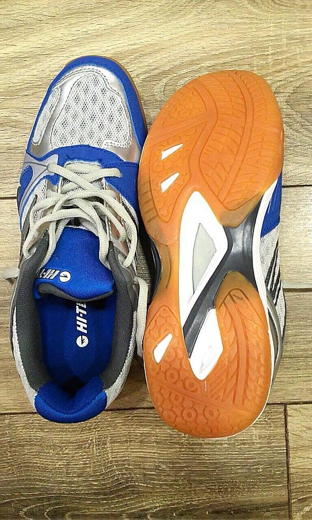 Отзыв на Привет Тик Крытый Легкий Теннис Обувь для мужчин из Интернет-Магазина Sports Direct