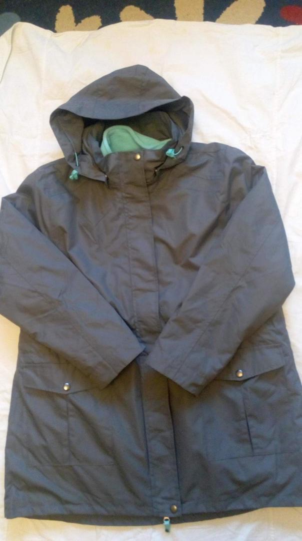 Отзыв на Дождевик  флисовая куртка из Интернет-Магазина Kik.de