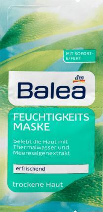 Отзыв на Balea из Интернет-Магазина DM