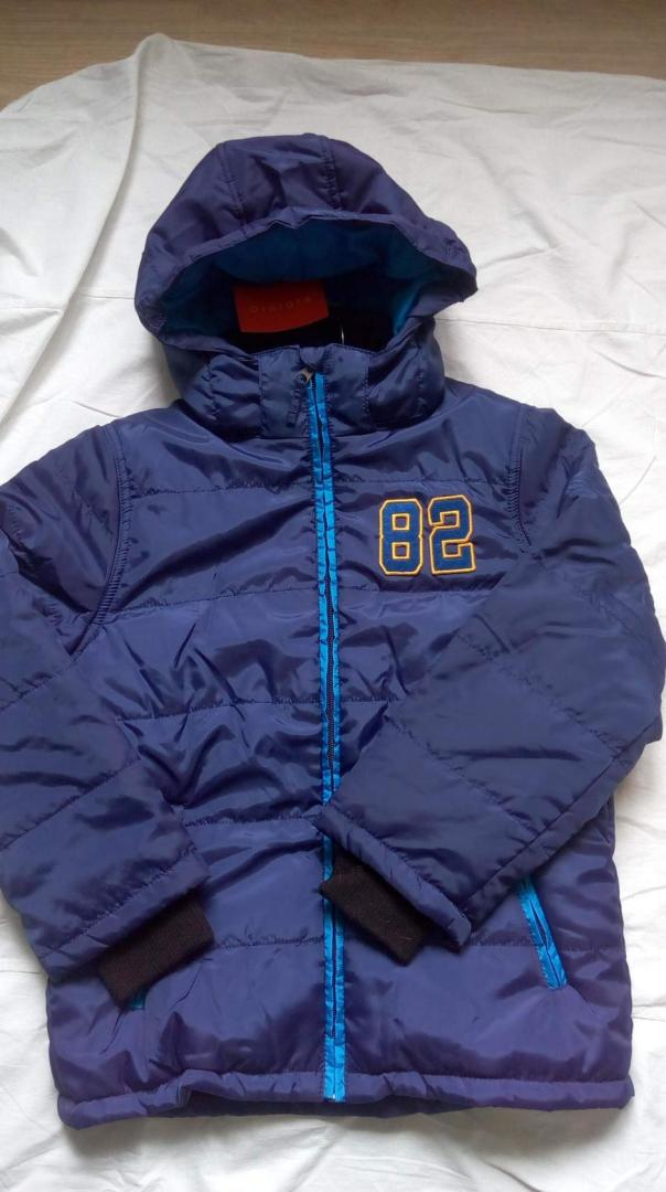 Отзыв на KIDIVIO KIDIVIO зимняя куртка для мальчиков из Интернет-Магазина MyToys