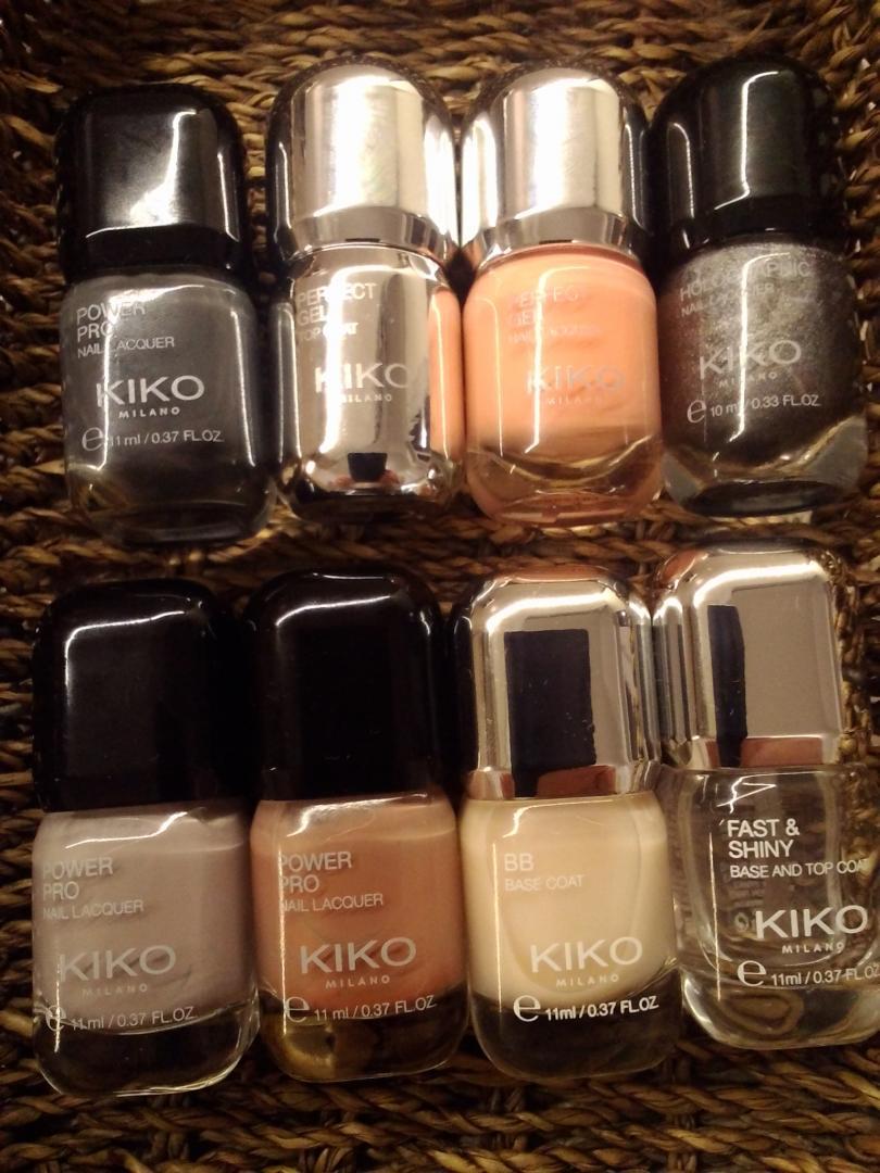 Отзыв на Power pro nail lacquer из Интернет-Магазина Kikocosmetics