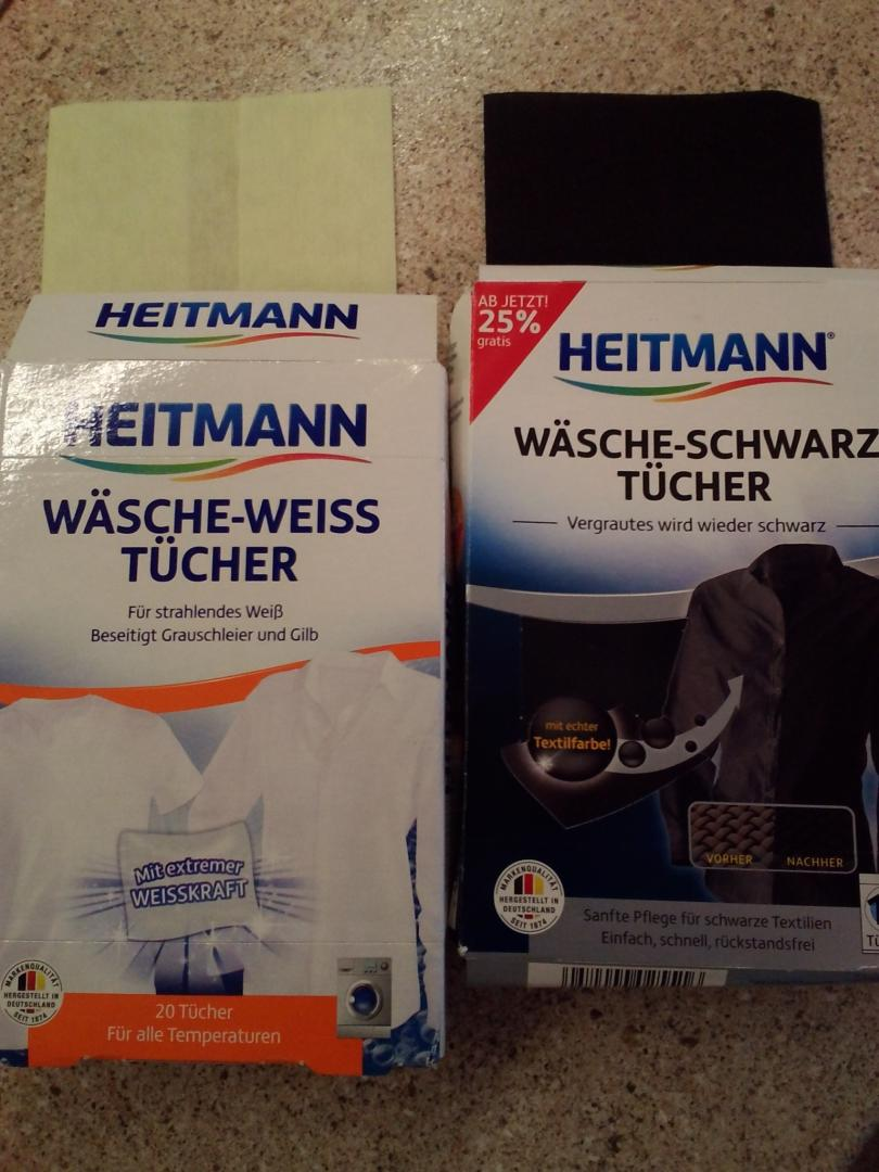 Отзыв на Heitmann-Waesche-Weiss-Tuecher-20-Stueck. из Интернет-Магазина Heitmann Hygiene