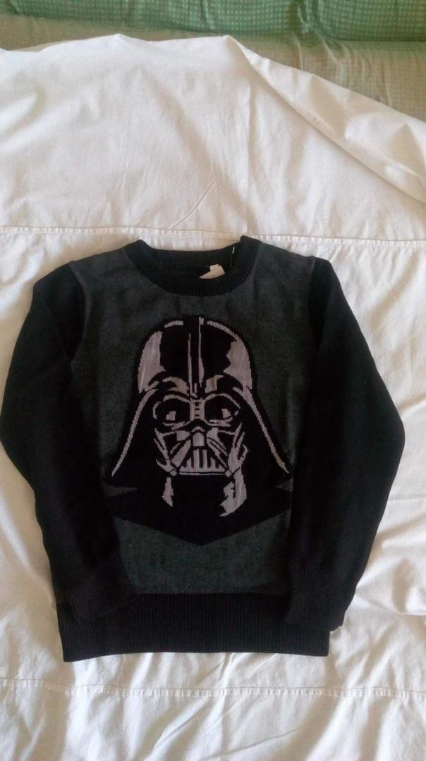 Отзыв на Star Wars пуловер из Интернет-Магазина C&A