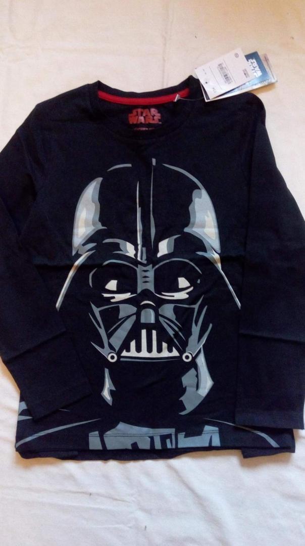 Отзыв на Star Wars кофта с длинным руковом из Интернет-Магазина C&A