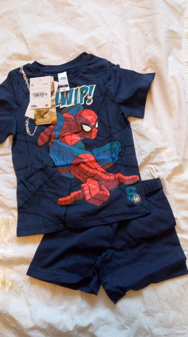 Отзыв на Пижама с шортами из Интернет-Магазина C&A