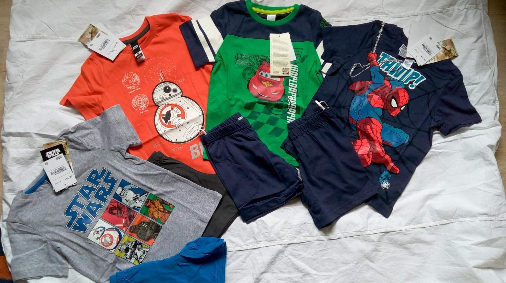 Отзыв на Пижама с шортами с органического хлопка из Интернет-Магазина C&A
