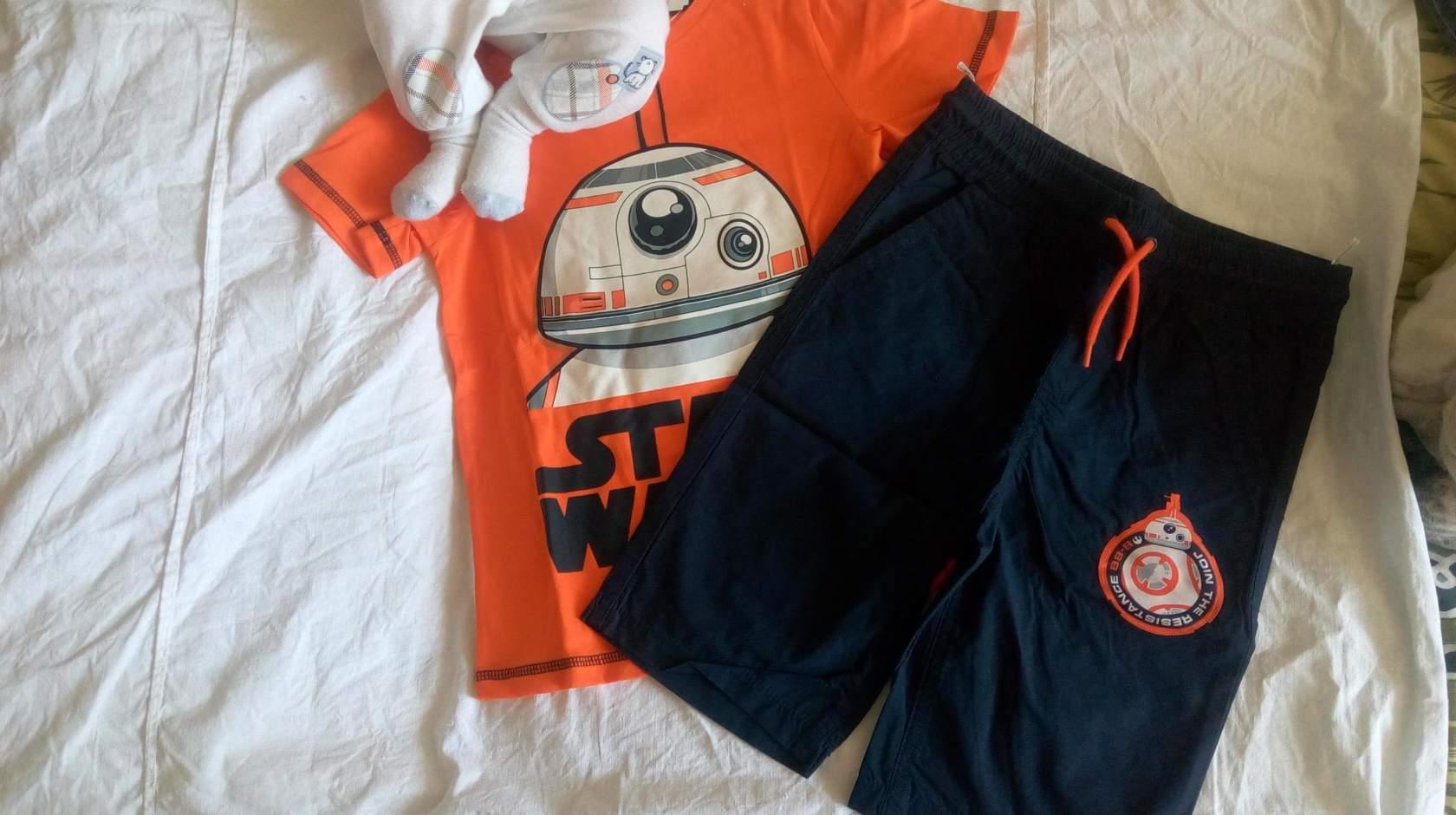 Отзыв на Star Wars Костюм с органического хлопка из Интернет-Магазина C&A