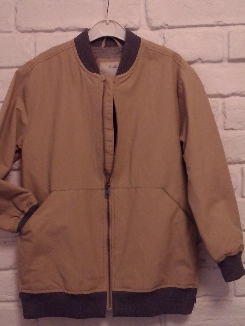 Отзыв на Куртка на молнии из Интернет-Магазина Zara