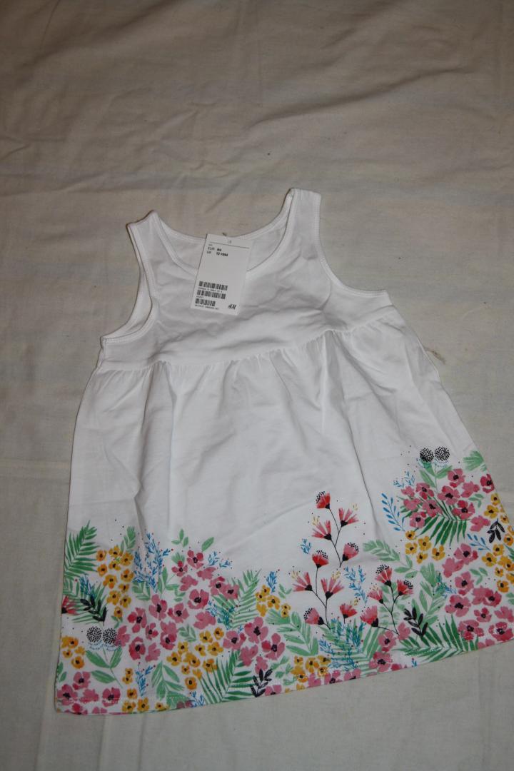 Отзыв на Платье трикотажное из Интернет-Магазина H&M