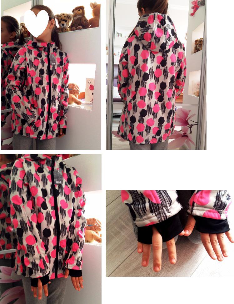 Отзыв на CRIVIT® для детей для девочки лыжная курточка из Интернет-Магазина LIDL