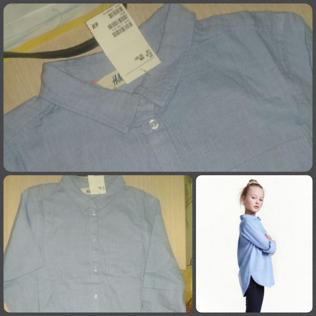 Отзыв на Блузка с из Интернет-Магазина H&M