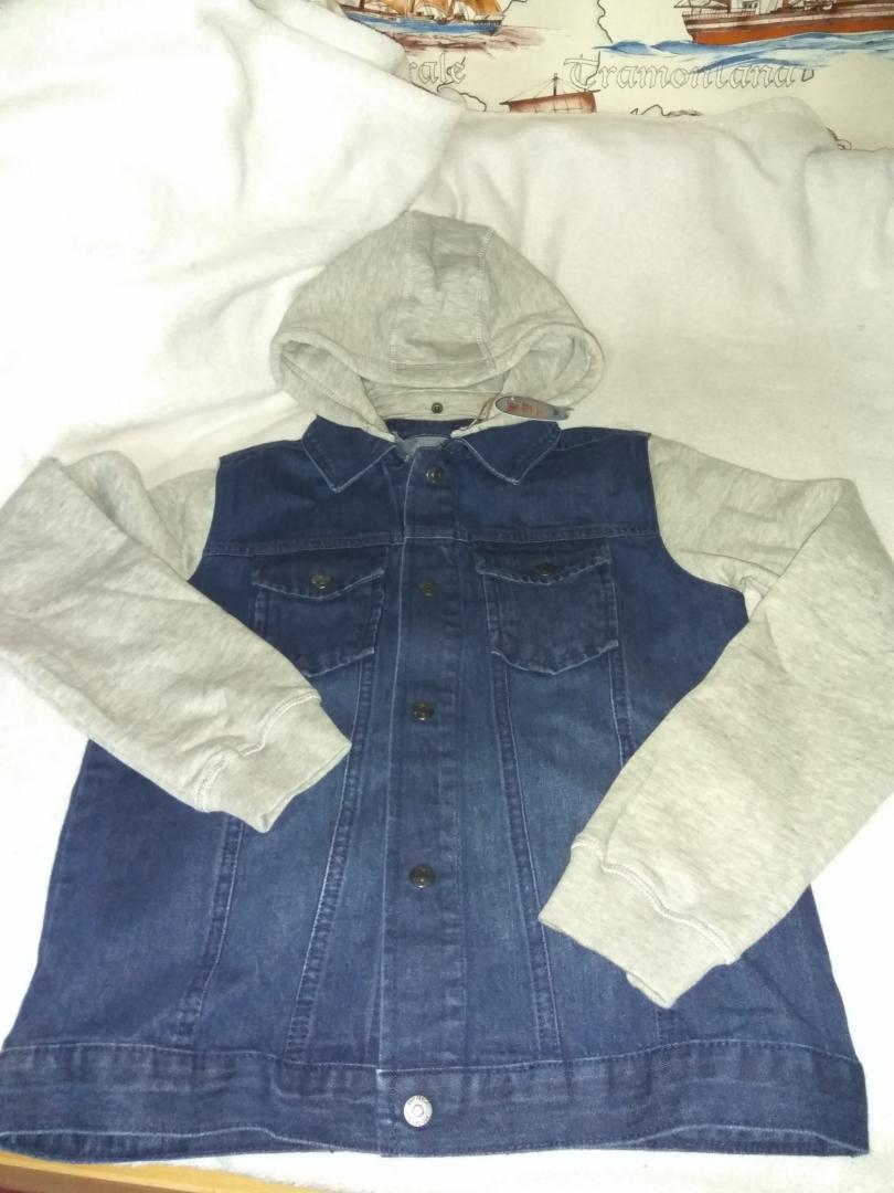 Отзыв на PEPPERTS® для детей для мальчика джинсовая куртка из Интернет-Магазина LIDL
