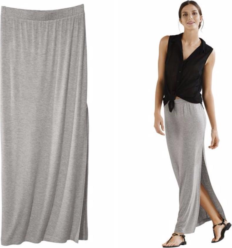 Отзыв на Для женщин Длинная юбка из Интернет-Магазина LIDL
